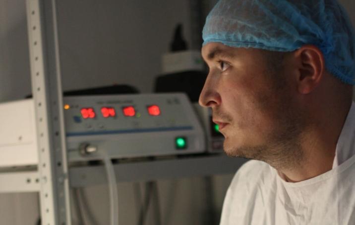 Лапароскопия. Новое эндоскопическое оборудование, стерилизация кошки, собаки.
